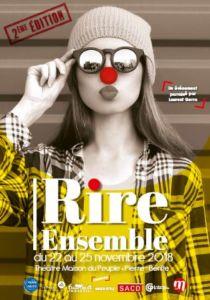Festival Rire-Ensemble édition 2018