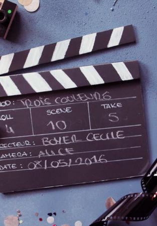 Création d'un court-métrage