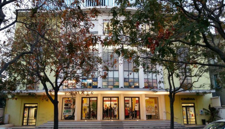 Devanture Théâtre