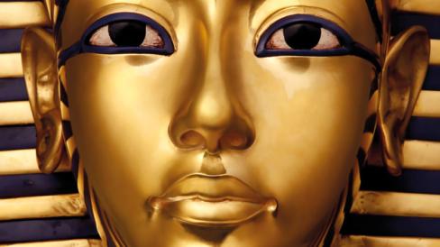 Toutankhamon-Masque