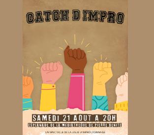 Spectacle «Catch d'Improvisation»
