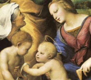 Conférence Histoire de l'Art «Raphaël»