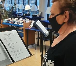Atelier de lecture à voix haute