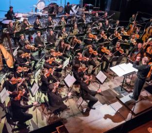 Résidence de l'Orchestre symphonique OSE !